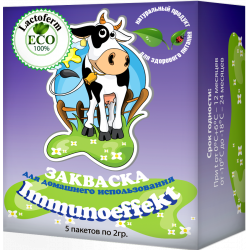 Закваска для йогурта Immunoeffekt
