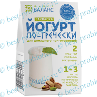 """Закваска для йогурта """"Йогурт по-гречески"""""""